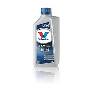 VALVOLINE SynPOWER  MST C3 5W-40 1L