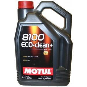 MOTUL 8100 ECO-CLEAN+ C1 5W-30 5L