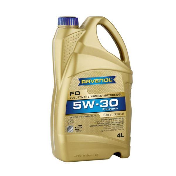RAVENOL FO 5W-30 CLEANSYNTO 4L