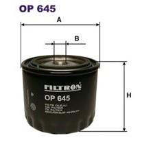 FILTRON filtr oleju OP 645