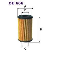 FILTRON filtr oleju OE 666