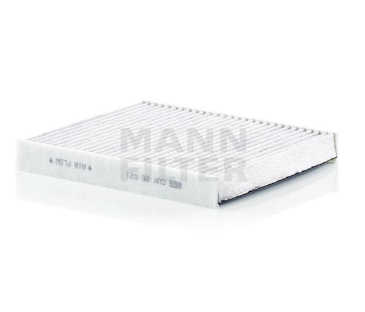 filtr kabinowy węglowy MANN CUK 26 021