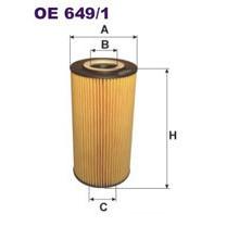 FILTRON filtr oleju OE 649/1