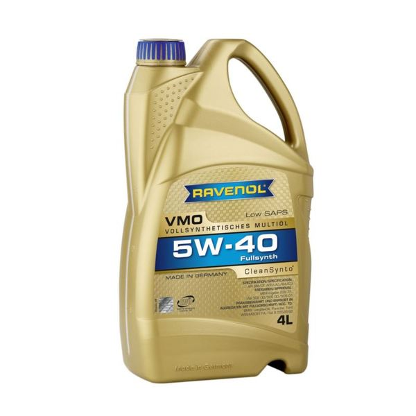 RAVENOL VMO 5W-40 CleanSynto 4L