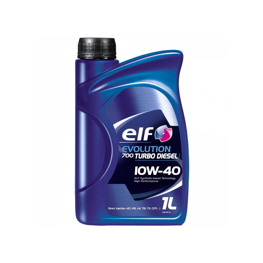 ELF EVOLUTION 700 Turbo Diesel 10W-40 1L