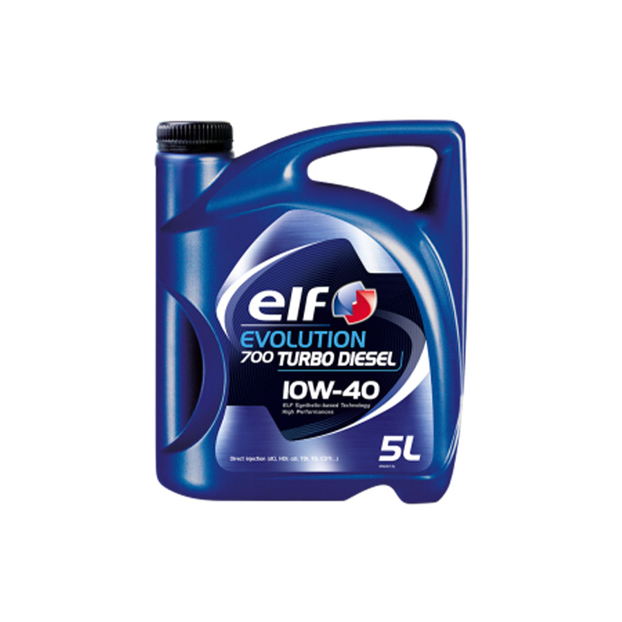 ELF EVOLUTION 700 Turbo Diesel 10W-40 5L