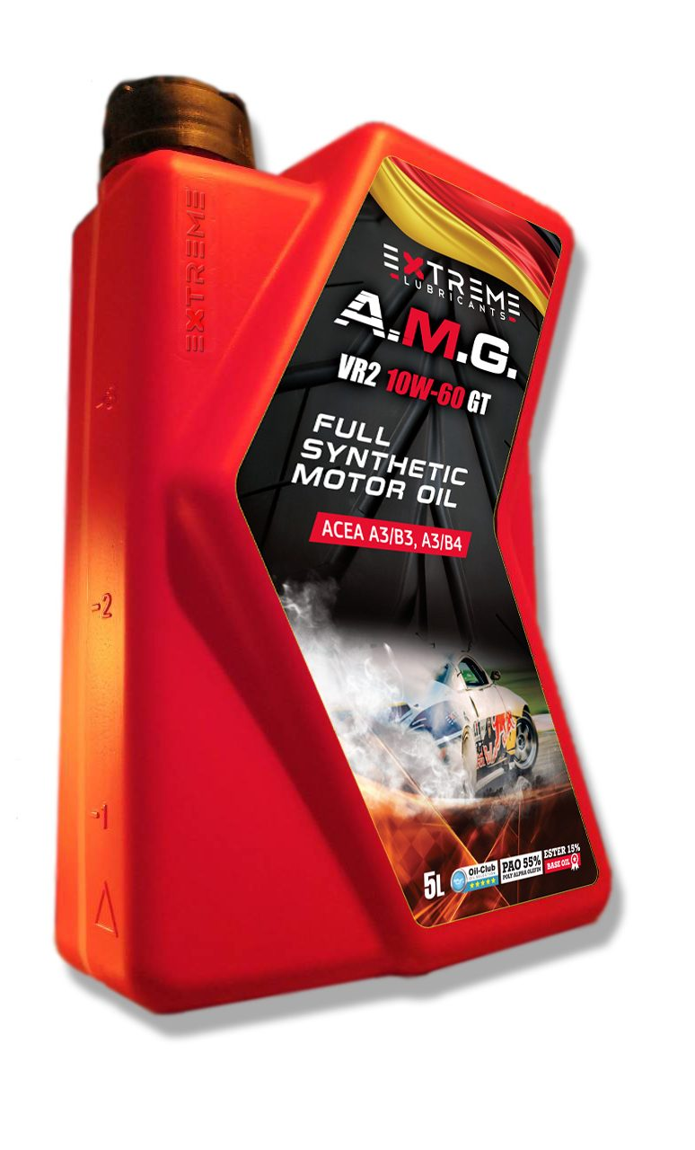 EXTREME A.M.G VR2 10W-60 GT 5L