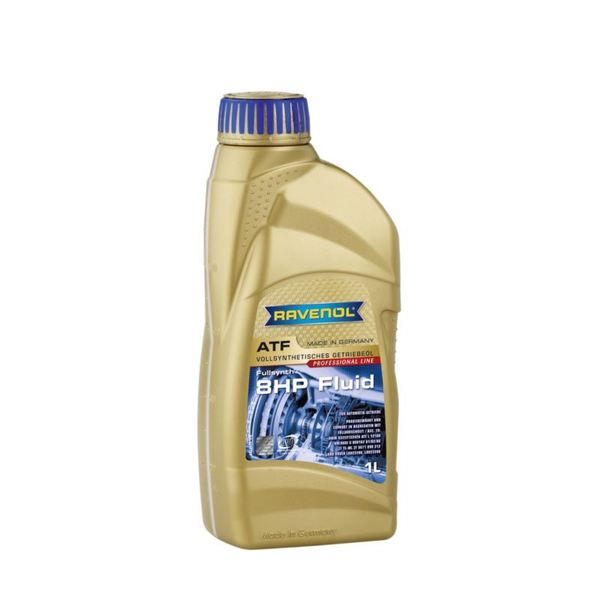 RAVENOL ATF 8 HP Fluid 1L