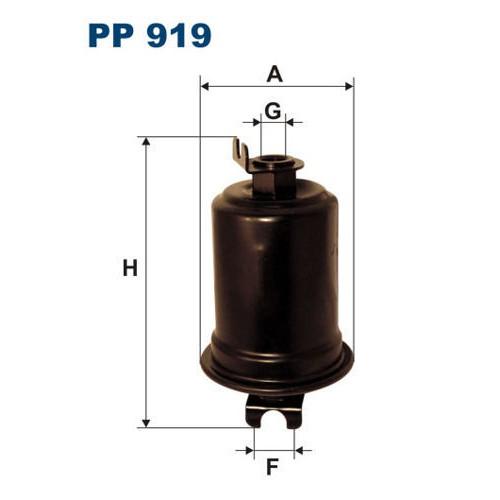 FILTR PALIWA FILTRON PP 919