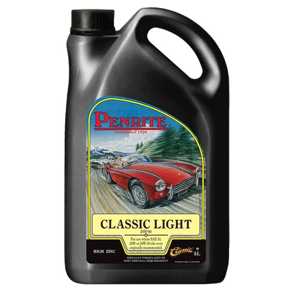 PENRITE CLASSIC LIGHT 20W-60 5L