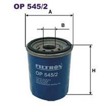 FILTRON filtr oleju OP 545/2