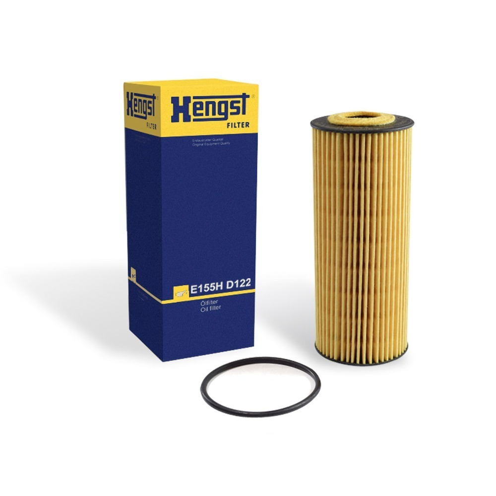 filtr oleju Hengst E155H D122