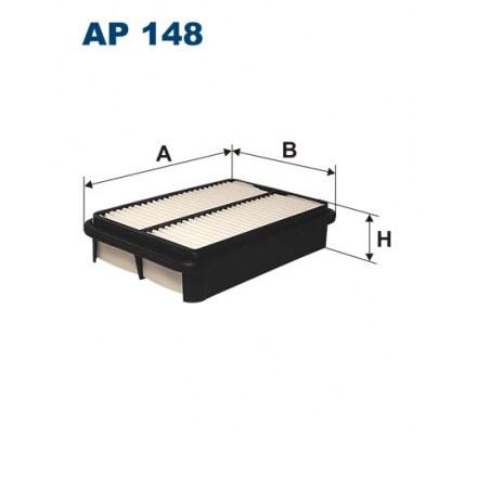 FILTR POWIETRZA FILTRON AP 148