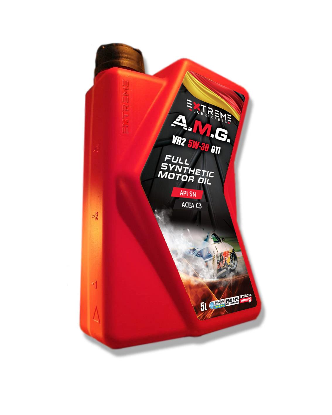 EXTREME A.M.G VR2 5W-30 GTI 5L - AMG