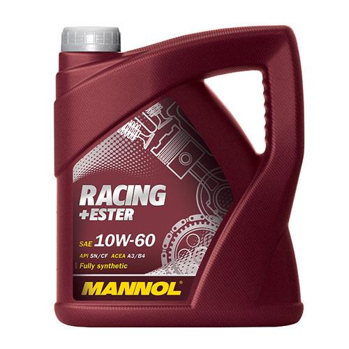 MANNOL Racing+ Ester 10W-60 4L