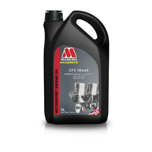MILLERS OILS MOTORSPORT CFS 10W-60 5L