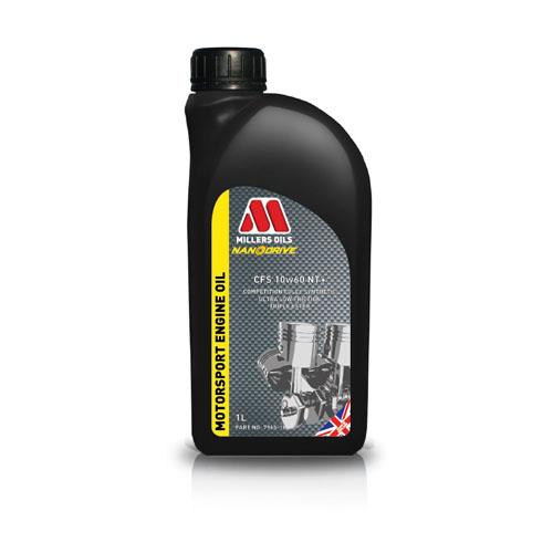MILLERS OILS MOTORSPORT CFS 10W-60 NT+ 1L