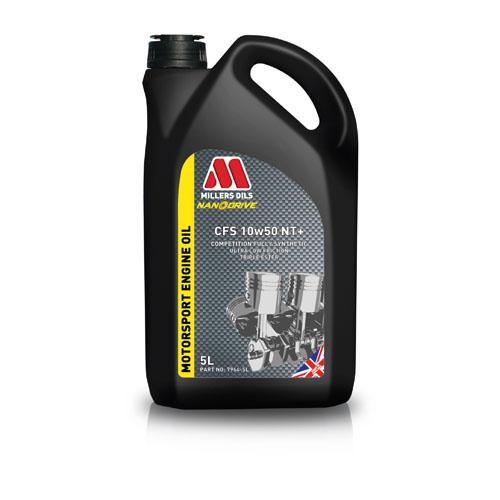 MILLERS OILS CFS 10W-50 NT+ 5L