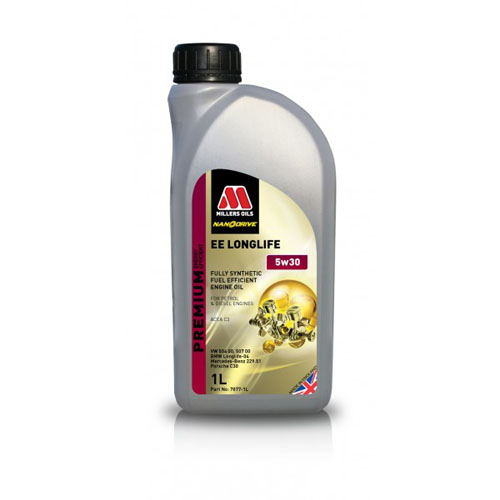 MILLERS OILS EE LONGLIFE 5W-30 1L