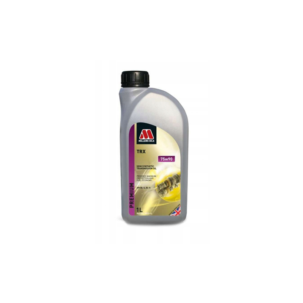 MILLERS OILS TRX SEMI SYNTHETIC 75W-90 1L