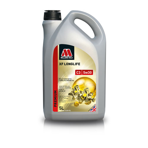 MILLERS OILS XF LONGLIFE C3 5W-30 5L