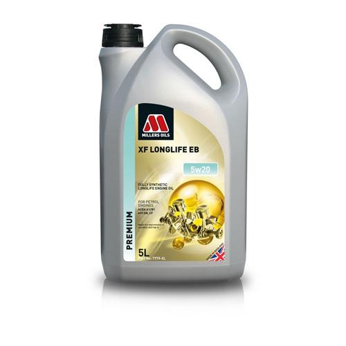 MILLERS OILS XF LONGLIFE EB 5W-20 5L
