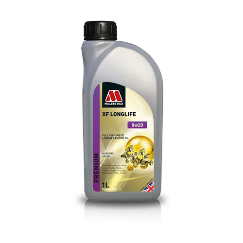 MILLERS OILS XF LONGLIFE 0W-20 1L