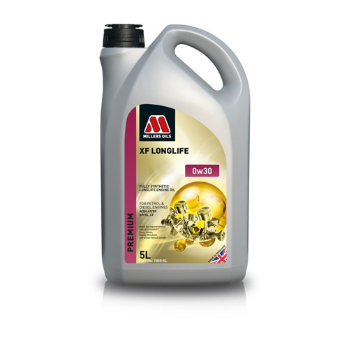 MILLERS OILS XF LONGLIFE 0W-30 5L