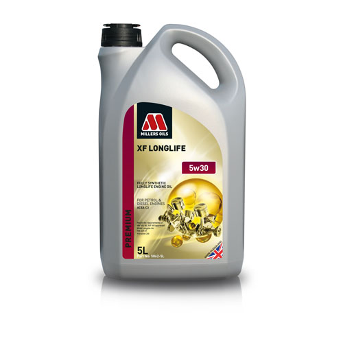 MILLERS OILS XF LONGLIFE 5W-30 5L