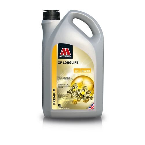 MILLERS OILS XF LONGLIFE C1 5W-30 5L