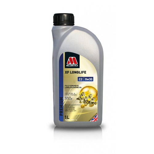 MILLERS OILS XF LONGLIFE C2 0W-30 1L