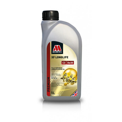 MILLERS OILS XF LONGLIFE C3 0W-30 1L
