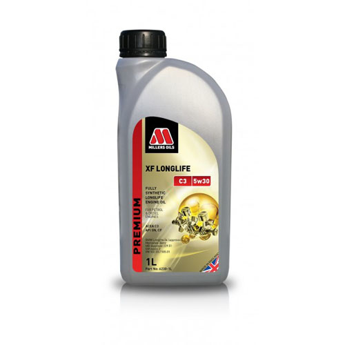 MILLERS OILS XF LONGLIFE C3 5W-30 1L