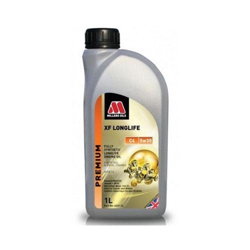 MILLERS OILS XF LONGLIFE C4 5W-30 1L