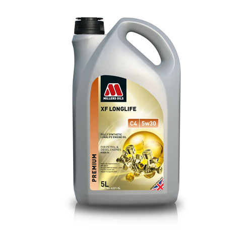 MILLERS OILS XF LONGLIFE C4 5W-30 5L