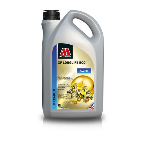 MILLERS OILS XF LONGLIFE ECO 5W-30 5L