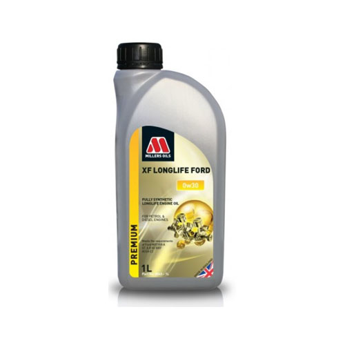 MILLERS OILS XF LONGLIFE FORD 0W-30 1L