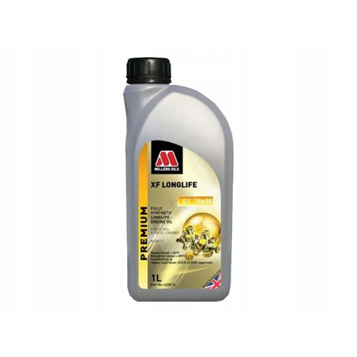 MILLERS OILS XF LONGLIFE C1 5W-30 1L
