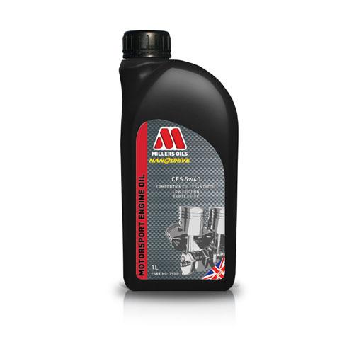 MILLERS OILS MOTORSPORT CFS 5W-40 1L