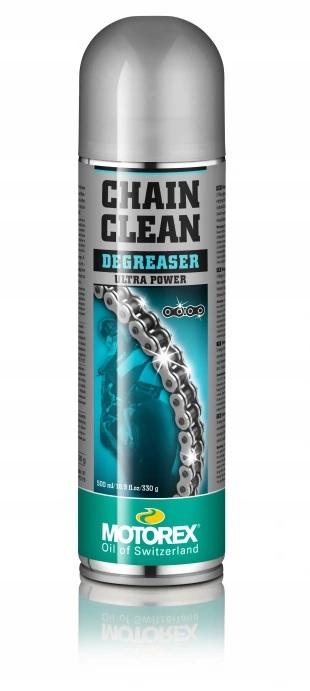 MOTOREX CHAIN CLEAN 500ML