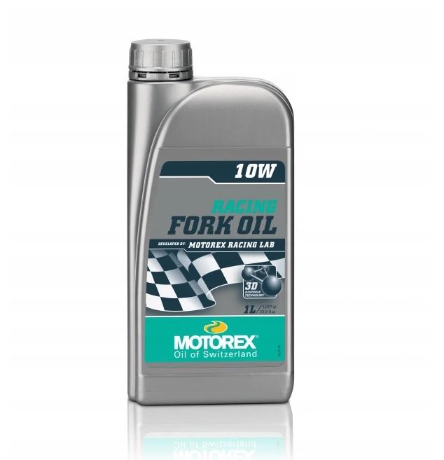 MOTOREX RACING FORK OIL 10W 1L