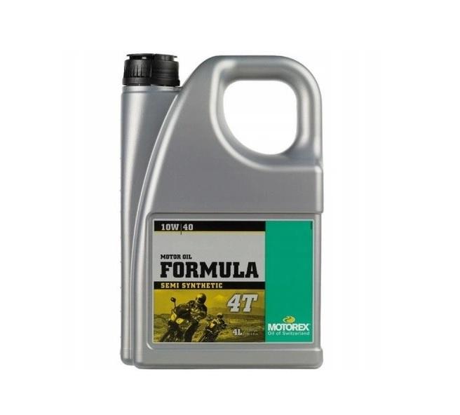 MOTOREX FORMULA 4T 10W-40 4L