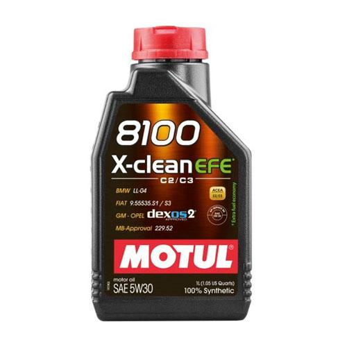 MOTUL 8100 X-CLEAN EFE 5W-30 C2/C3 1L