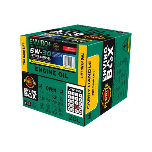 PENRITE ENVIRO+ 5W-30 BOX 20L