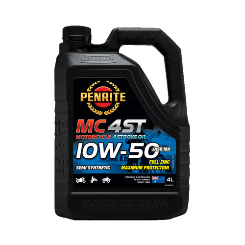 PENRITE MC-4ST 10W-50 4t 4L