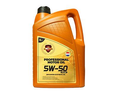 PMO 5W-50 RACING 4L