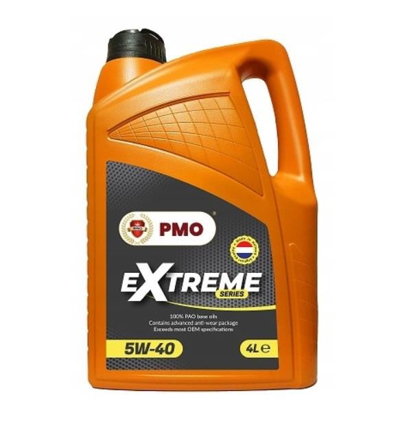 PMO 5W-40 Extreme Series 4L