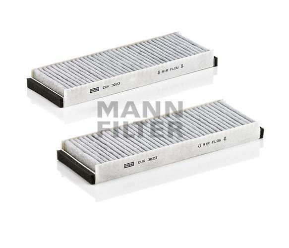 MANN-FILTER filtr kabinowy CUK 3023-2