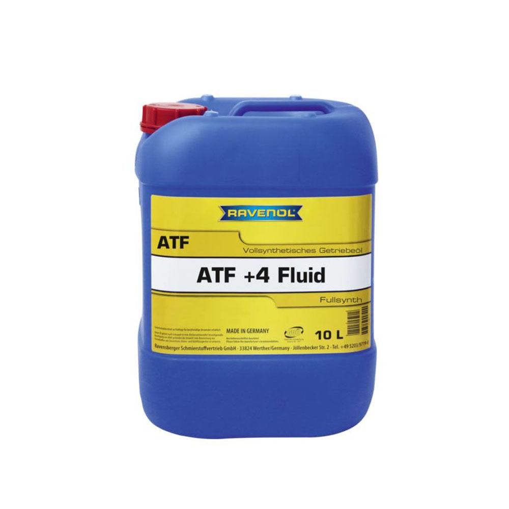 RAVENOL ATF Fluid +4 10L