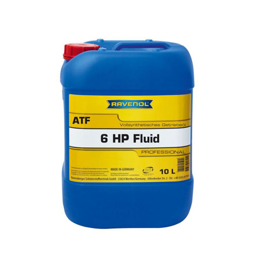RAVENOL ATF 6 HP FLUID 10L